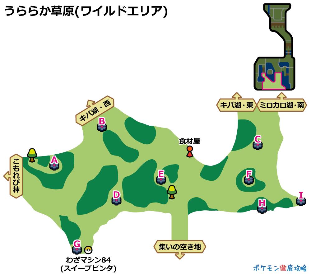 ポケモン げ きりん の 湖
